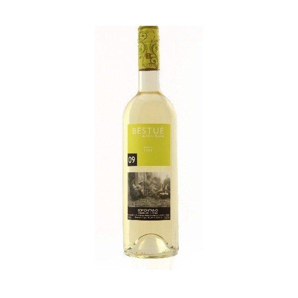 Bestué blanco chardonnay 2017